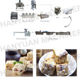 factory nougat caramel treats production line nougat caramel treats making machine