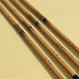 High quality wholesale bamboo material light weight fishing rod