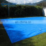 hot sale uv resistant fabric cover pe tarpaulin plastic sheet made in china