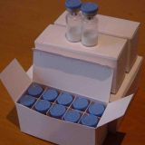 10vials*10iu package hgh191AA pharmaceutical grade HGH human hormone powder   rose@hbyuanhua.com