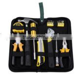19PCS portable hand tool craftsman tool set