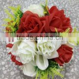 Hot sale artificial flower ball for wedding decoration artificial flower fake flower home decoration flower