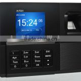 REALAND Biometric Fingerprint time attendance with Battery Backup and Simple Access Control A-F031