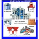 QT4-15 solid brick making machine Type brick machine                                                                         Quality Choice