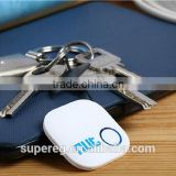 White Nut 2 Smart Mini Tag Bluetooth Tracker Child Pet Key Finder Alarm Keychain GPS Locator