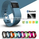 Remote controlled led girls bracelet hand,tw64 smart wristband