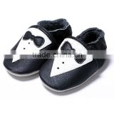 Cool crochet baby shoes soft sole leather shoes for toddler infant baby                                                                         Quality Choice