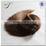 Wholesale high quality silky straight remy human hair weave 100% brazilian human hair                                                                                                         Supplier's Choice