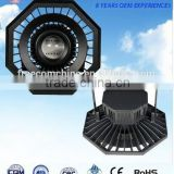 80W COB LED spot lamp shell black fashional octagon for tunnel light,condole top, inside the wall and skirting line