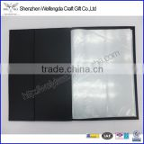 Multifunctional PU leather and Plastic Food Menu Folder                                                                         Quality Choice