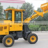 mini compact loader/small front end loader zl10/1 ton front shovel loader /ZL08 ZL10 mini loader /construction machinery