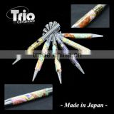 Handmade and Beautiful ball pen T-GIFT Kutani Collabo Collection , Made in Japan for gift , card holder also available