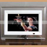 Acrylic digital photo frame, beautiful frame of digital photo frame