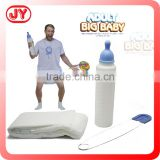 Safety ABS materia feeding bottle baby toy with EN71