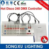 high quality dmx disco 240 controller