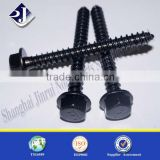 best quality wood screw black zinc for US FASTENAL with TS16949 ISO9001