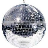 8 inch DJ home party supply hanging glass mirror disco ball                                                                         Quality Choice