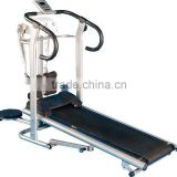 4-Way Foldable Magnetic Treadmill