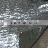 Heat Reflective Woven Fabric Foil