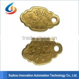 Brass cnc machining parts/cnc machined brass steel parts ITS-038                                                                         Quality Choice