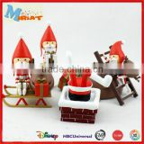 Animated Christmas Decoration Figures Santa Claus Toys