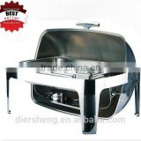 Rectangle Electric Heating Chafing Dish,Food Warmer