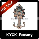 KYOK Wrought Iron Metal Rod Tassel Arm Holder Hooks,China Manufacturer Curtain Accessory