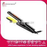 women hair beauty hair straightener with straightener curler water-transfer surface hair straightener RM-17