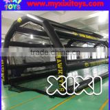 Outdoor inflatable batting cage for sale, baseball batting exercise inflatable cage