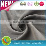 2014/2015 hot China Tencel/Cotton/Polyester Blended fabric