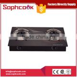 commercial kitchen cooking glass table gas stove,gas cooker                                                                         Quality Choice