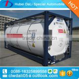 40ft 30ft 20ft LPG Fuel Oil used iso tank container for sale                                                                         Quality Choice