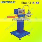 Garment tag rapid screen printer machine