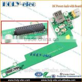 POWER BOARD for Acer 3050 3680 3690 5050 5570 5580 Laptop Dc Connector Jack USB Port Socket Pin(PJ161)