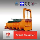 China High efficiency Spiral Classifier for Coal/Stone/Mineral Separator Machine/Spiral separator