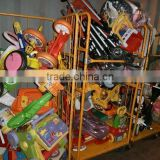 Used tricycle for kids with mixed plastic products toys, baby items... by 40 FT HQ container exported from Japan TC-009-45