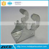 Bendable sheet metal parts with weld stainless steel