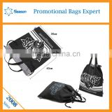 wholesale cotton fabric drawstring bag drawstring shoe bag drawstring bag