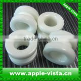 AV0001!!High precision zirconia zro2 structure ceramic tube/zirconia ceramic guide pulley