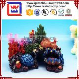 Aquarium Decoration Assort Fake Coral plant For fish Tank Resin Ornaments                                                                         Quality Choice