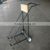 Outboard Autoboard Motor Boat Carrier Engine Trolley Stand                                                                         Quality Choice