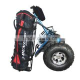 INquiry about 2 wheel outdoor golf electric chariot ,electric chariot with golfbag holder