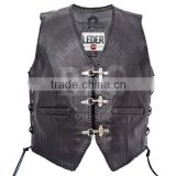 leather shoulder patch vest buffalo leather vest biker leather vest leather vest in japan biker leather vest