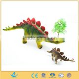 middle size dinosaur set beautiful display box packing dinosaur model toy for decoration