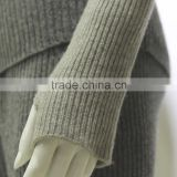 2017 Classical Spring winter long arm sleeve fingerless knit gloves
