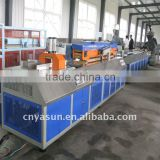 pvc profile machine /pvc wall panel production line/pvc wpc flooring machine