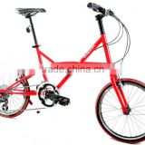 AiBIKE - BIG DOLPHIN - 24 inch 24 speed bicycle