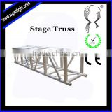 Outdoor event aluminium stage truss system