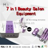 Professional and Beauty Center Use Crystal Microdermabrasion Multifunctional Skincare Device