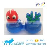 KAIDA SL-2063 Contact lens case (contact lens cleaner , lens cleaner , plastic contact lens case )